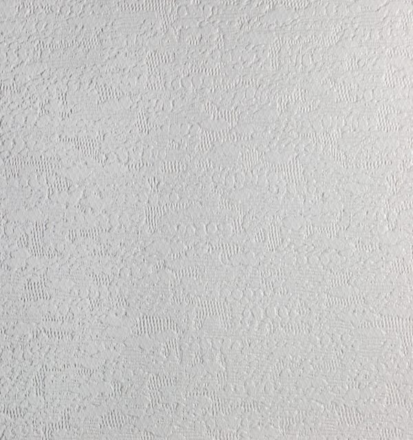 Vinyl Boucle White